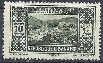 Colonie Grand Liban N°144 - Neuf * Gomme D'origine