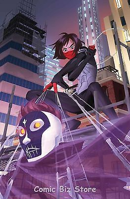 Silk #11 (2016) 1St Printing Bagged & Boarded
