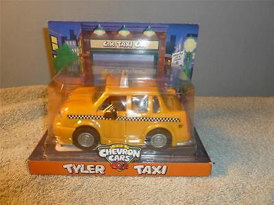 New in the Box 1997 Chevron Tyler Taxi