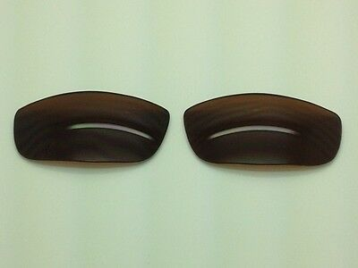 648d4513ceb Rayban RB 4034 Custom Made Sunglass Replacement Lenses Brown Non Polarized  New!