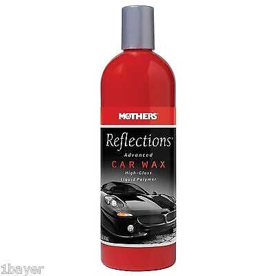 Mothers 10016 Reflections Car Wax - 16 oz