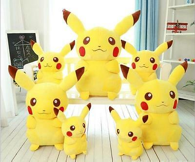 poupée peluche animaux Anime pokemon pikachu soft plush toy gift stuffed Doll