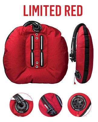BCD Scuba - Tecline Donut wing - 50 lbs - special edition