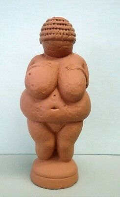 Venus of Willendorf Neolithic Mother Goddess Museum Replica Statue Figure #W