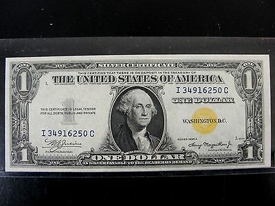 1935 A North Africa Silver Certificate High Grade No Creases Or Pinholes