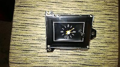 1974 1975 1976 1977 1978 Ford Galaxie Ltd Analog Clock Oem