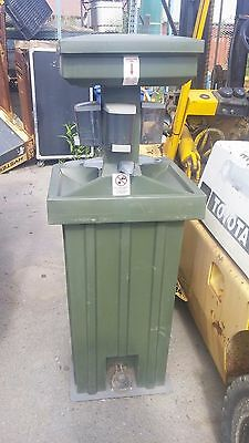 Construction Site Portable Sink - 4 Person Hand Wash Station