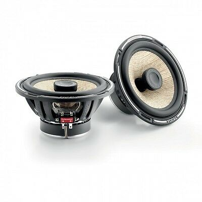 "Focal Flax PC165F Performance 6.5"" 2-Way Coaxial Speaker Kit"
