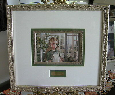 IVY by Pati Bannister FRAMED MINI **SALE**