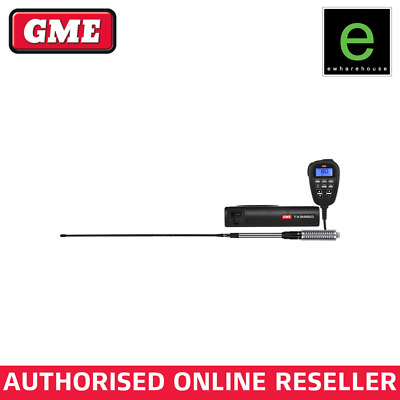 GME TX3350 UVP TX3350 Ultimate Value Pack INCLUDING TX3350 80 CHANNEL UHF RADIO