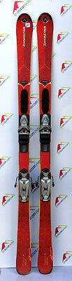 Skiing Occasion Dynastar Exclusive 8 Woman Parabolic Size 165cm