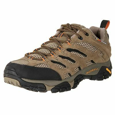 New Merrell Men's Comfort Bush Walking Hiking Shoe Moab Ventilator Cheap