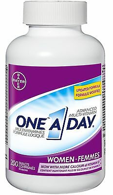 Bayer One A Day Specially Formulated Women Multi-Vitamin Tablet