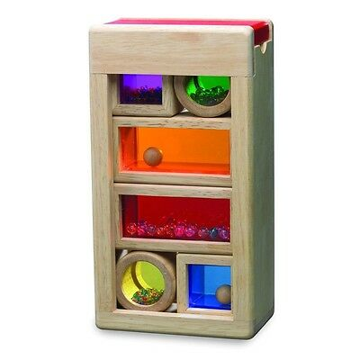 Calming Autism Sensory Sound Blocks Toy Special Needs Education Visual Stimulant