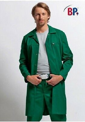 Green Lab Coat MOTGarage Mechanic Food Warehouse Storeroom Halloween Fancy Dress