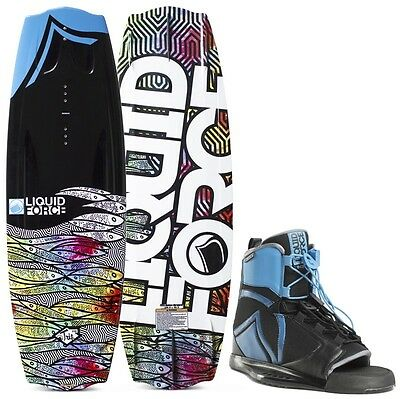 Liquid Force Trip w/ Index Boot Wakeboard Package