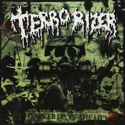 Darker Days Ahead - Terrorizer (2013, CD NEU)