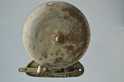 "8"" Bell Antique Vintage Architectural Industrial Hardware"