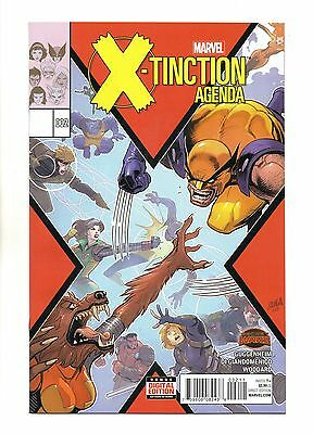 X-Tinction Agenda Vol 1 No 2 Sep 2015 (NM) Marvel, Secret Wars, 1st Print
