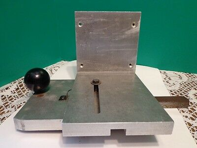 Table Saw Aluminum Angle Plate Heavy Duty Precision Tool Custom Crafted Tool Die