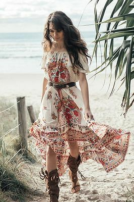 Spell & the Gypsy Designs Collective Hotel Paradiso Skirt + Top Set Boho Dress