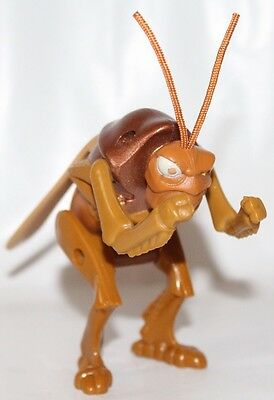 Disney A Bug's Life Wind-Up Hopper Figure Toy, 3 3/4 Inches Tall, 1998 McDonalds