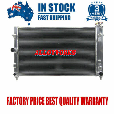 3 ROW Aluminum Radiator For 04-06 Holden Commodore VZ LS1 LS2 SS V8 AT / MT