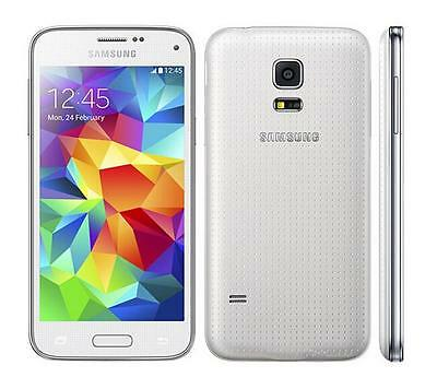 New Unlocked Original Samsung Galaxy S5 mini G800F 16GB Smartphone NFC 8MP White