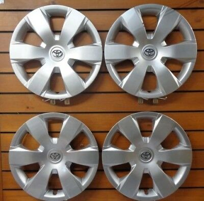 """1 NEW SET 16"""" Hubcap Wheel cover fits 2007-2011 Toyota Camry Free Shipping 61137"""