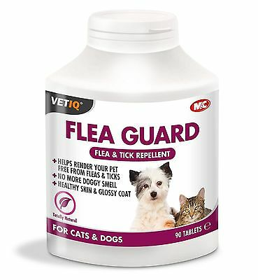 Mark & Chappell Vetiq Flea Guard 90 Tablets