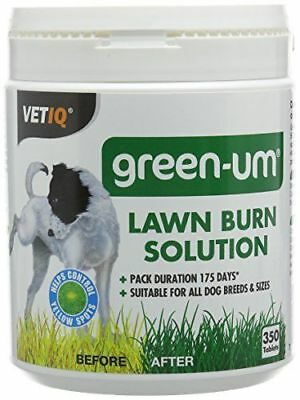 VetIQ Green-UM 350 Tabs - Lawn Burn Solution Prevents Yellow Patches On The Lawn