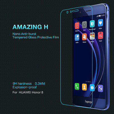 Nillkin Amazing 9H Hardness Tempered Glass Screen Protector For Huawei Honor 8