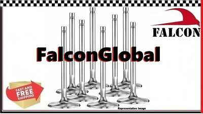 Cadillac 365 390 429 Exhaust Valves 1958 59 60 61 62 63 64 65* stainless steel