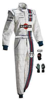 Martini Hobby kart race suit new style