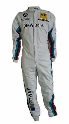 BMW Bank Hobby Kart Race Suit 2015 Style