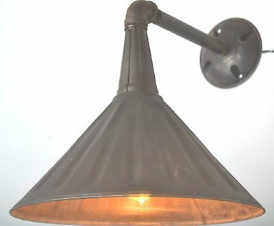Exterier Wall Sconce Industrial Style Architectural Decor Lighting Fixture USA 2