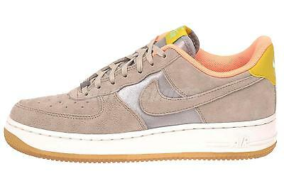 Nike Wmns Air Force 1 07 PRM Womens Casual Shoes Silver 616725-004