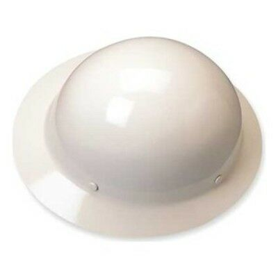 MSA SAFETY WORKS 475408 Skullgard Hard Hat With Fast Track Suspension, White *