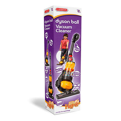 New Casdon Dyson Ball Vacuum Cleaner Kids Toy 641