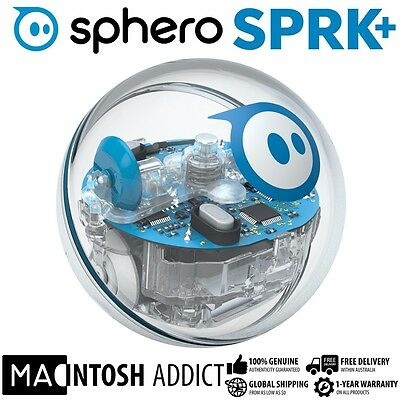 Sphero SPRK+ Bluetooth App-Controlled Robitc Ball | Coding | Drone | Programming
