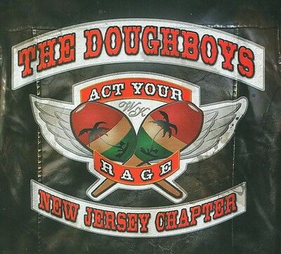 The Doughboys - Act Your Rage