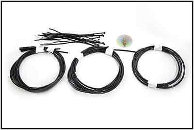 Raised Transmission Breather Kit Early Land Rover Defender up to 1987 TF161