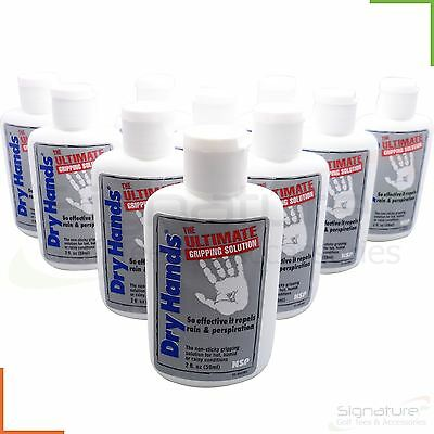 Dry Hands The Ultimate Grip Solution 2oz (59ml) Bottle. Golf, Pole Dance, Gym