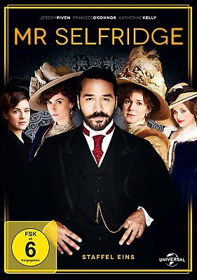 Mr. Selfridge Die Komplette Dvd Staffel / Season 1 Deutsch