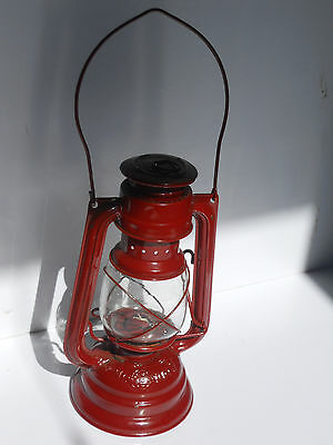Old German Metaloglobus 104E Kerosene  Lantern Lamp - Very Rare