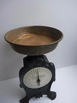 Antique Kitchen Scale Cast Iron - Germany