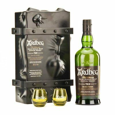 Ardbeg 10 Year Old Escape Gift Pack