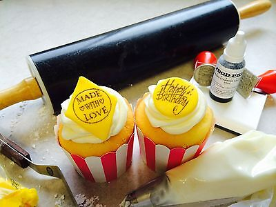 Bakery Edible Bread And Pastry  Printing Ink Starter Set