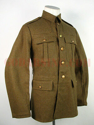 WW1 British Army OR's Servie Dress Tunic M