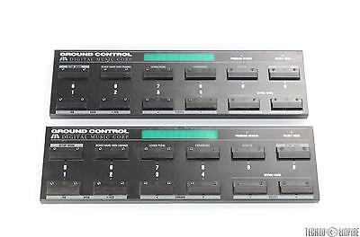 2 DIGITAL MUSIC CORP Ground Control Programmable MIDI Foot Contollers #26018